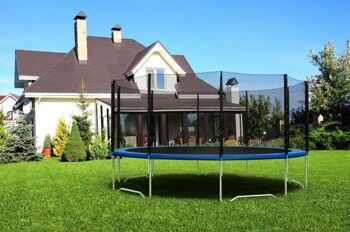 Батут DIAMOND FITNESS External 16ft