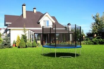 Батут DIAMOND FITNESS External 10ft