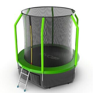 Батут EVO JUMP Cosmo 6ft (Green) + Lower net.