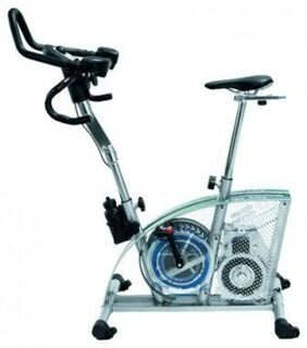 Велоэргометр Daum Electronic Ergo Bike 8008 Space